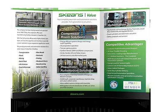 Skeans Brochure