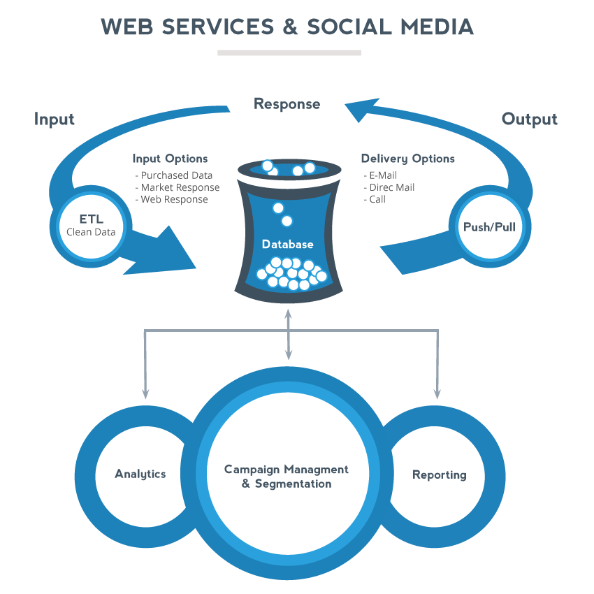 Web Services & Social Media